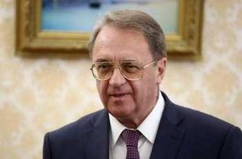 Russian, Saudi Diplomats Discuss Israeli-Gaza Conflict