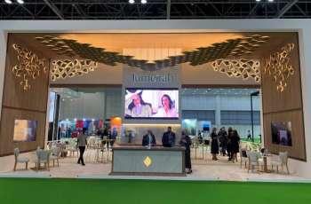 دبي القابضة تشارك في معرض سوق السفر العربي 2021