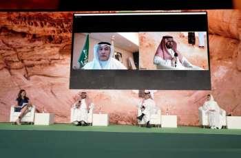 مسؤولو السياحة و السفر السعوديون يناقشون آفاق السياحة بالمملكة خلال سوق السفر