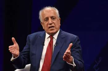 Taliban Delivering on Doha Deal Commitment to Cut Ties With Terror Groups - Khalilzad
