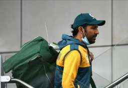 PCB allows 13 individuals including Sarfraz Ahmad to return to home