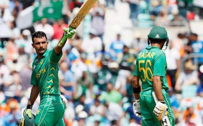 ICC nominates Babar Azam, Fakhar Zaman for 'Player of the Month' award