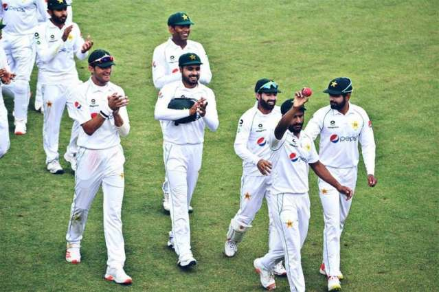 Babar Azam announces 13-member squad for second Test against Zimbabwe