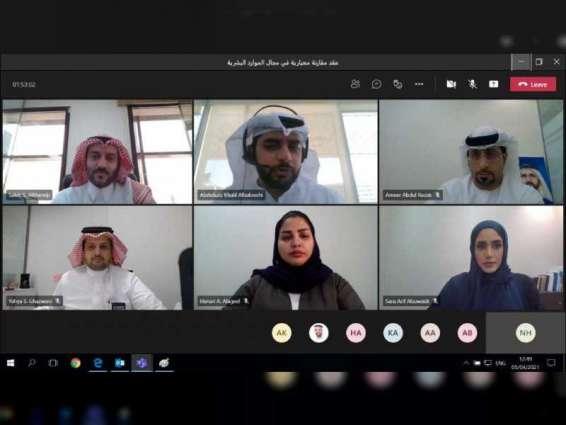 جمارك دبي و الجمارك السعودية تناقشان تعزيز العلاقات وتبادل الخبرات
