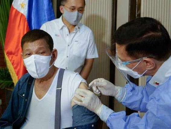 Philippine President Asks China to Take Back Donated Sinopharm Vaccines - Reports
