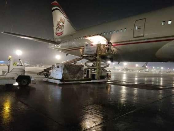 الإمارات ترسل طائرة تحمل 50 طنا من المواد الغذائية إلى بنغلاديش