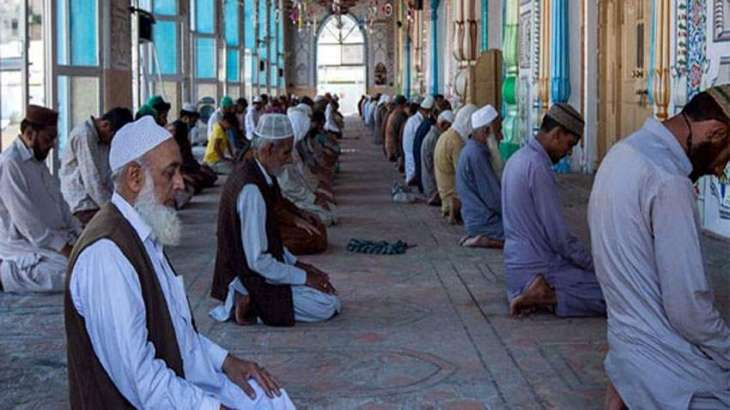 Juma-tul-Wida observed with religious solemnity