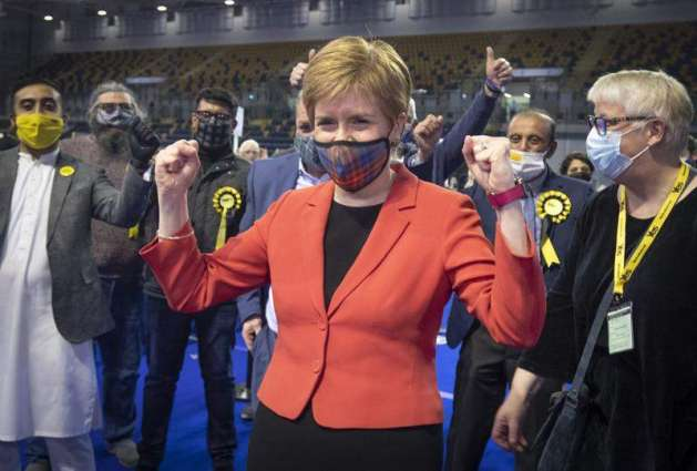Pro-Independence Scottish Parties Win Majority in Parliament