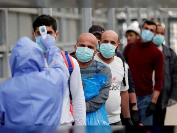 """إصابات """"كورونا"""" حول العالم تتجاوز 156.94 مليون حالة"""