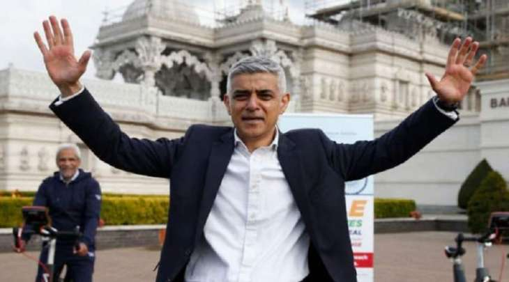 أول مسلم من أصول باکستانیة یفوز بولایة ثانیة فی انتخابات بلدیة لندن
