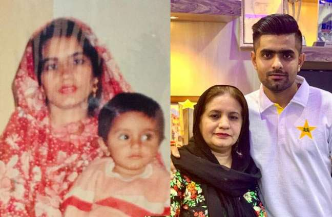 Babar Azam's message on International Mother's Day goes viral