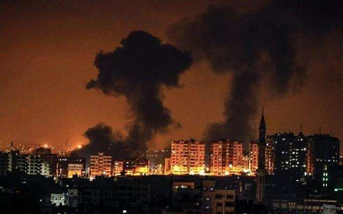 Israel Launched Airstrikes on Hamas Targets in Retaliation to Rockets From Gaza - Army