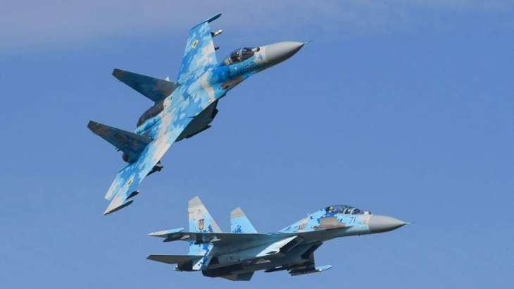 Russia's Su-27 Jets Escort France's Mirage 2000 Over Black Sea - Defense Ministry