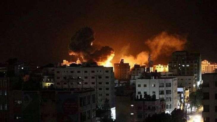 Gaza: Nine children among 24 Palestinians martyred in Israeli airstrike