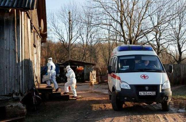 Russia Registers 8,115 COVID-19 Cases in Past 24 Hours - Response Center