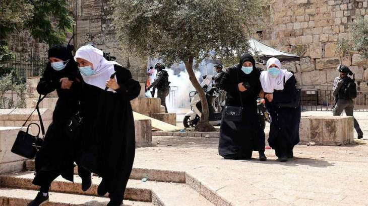 OIC condemns Israeli forces against Palestinians in East Jerusalem