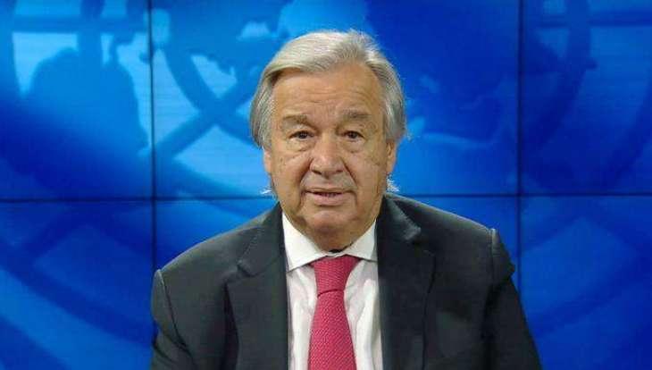 UN Chief Saddened by Shooting in Kazan, Condemns Act of 'Senseless Violence' - Spokesman