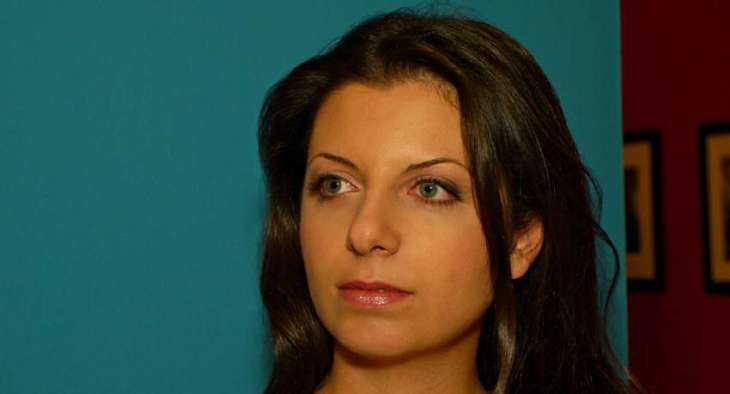 Russia's Simonyan Receives Int'l Award for Outstanding Educational, Charitable Activity