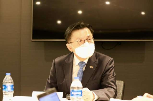 Ex-South Korean Prime Minister Says US Doing Utmost to Help With Vaccine Shortages