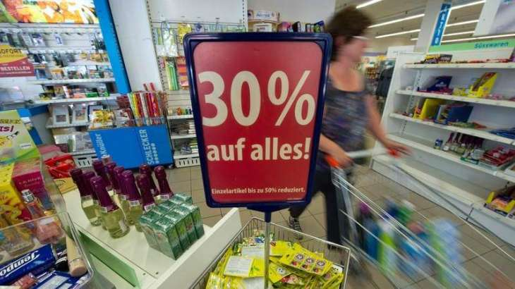 Annual Inflation in Germany in April Up to 2% - Report