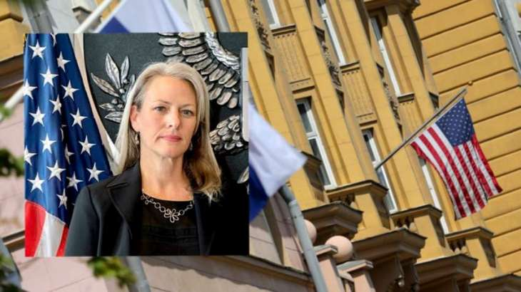 US Embassy Spokeswoman Confirms She Is Among 10 Diplomats Expelled From Russia