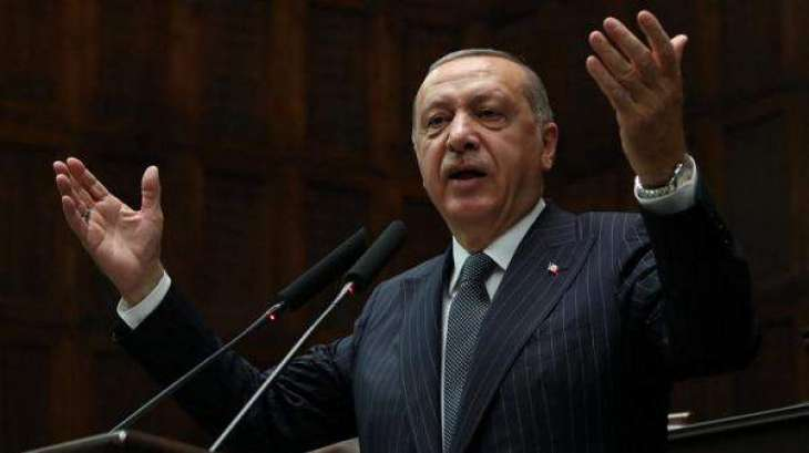 Erdogan Extended to Putin Condolences Over Kazan School Shooting - Kremlin