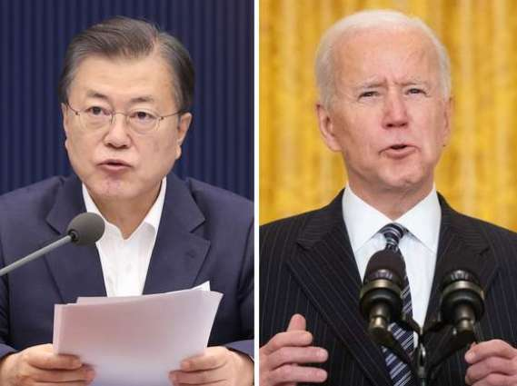 US Intelligence Chief Visits Seoul in Preparation for Biden-Moon Summit - Reports
