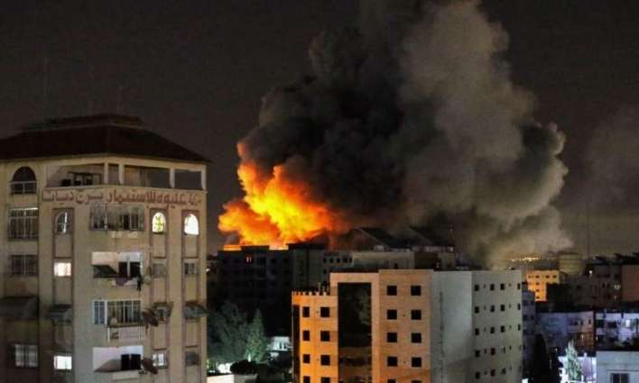 48 people killed in Gaza as Israeli airstrikes continue