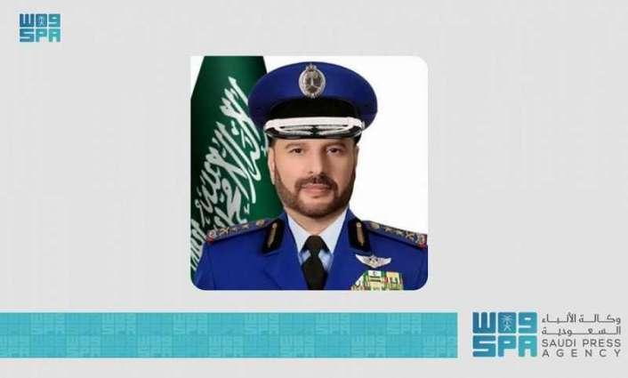 رئيس هيئة الأركان العامة يرفع التهنئة للقيادة بمناسبة حلول عيد الفطر المبارك