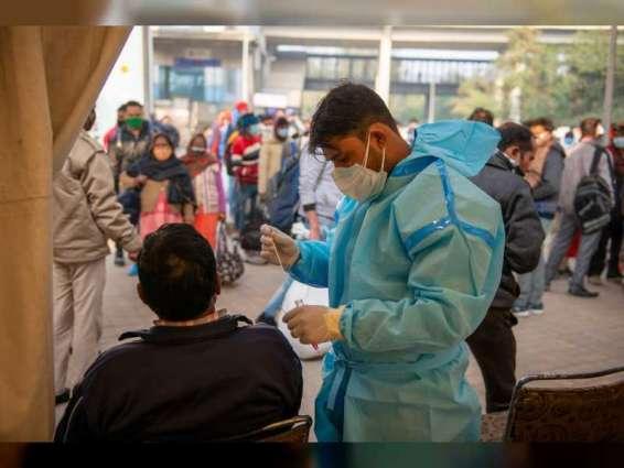 """الهند تسجل أكثر من 362 ألف إصابة جديدة بـ """" كورونا """""""