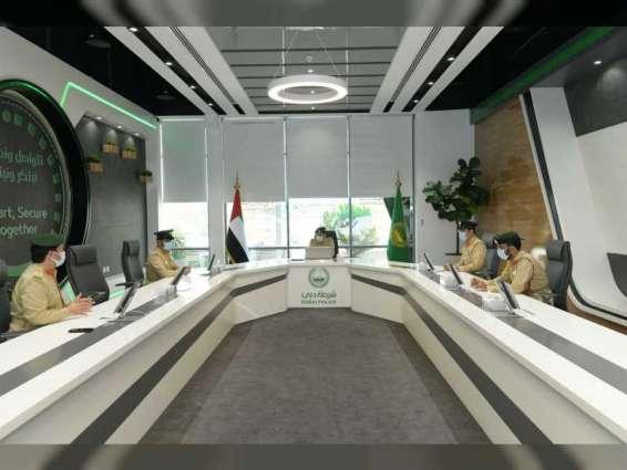 اعتماد ثلاثة مشاريع معرفية تخدم العمل الأمني في دبي