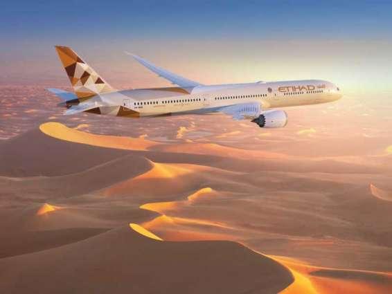 Etihad Airways to celebrate Arabian Travel Market with 10,000 prizes