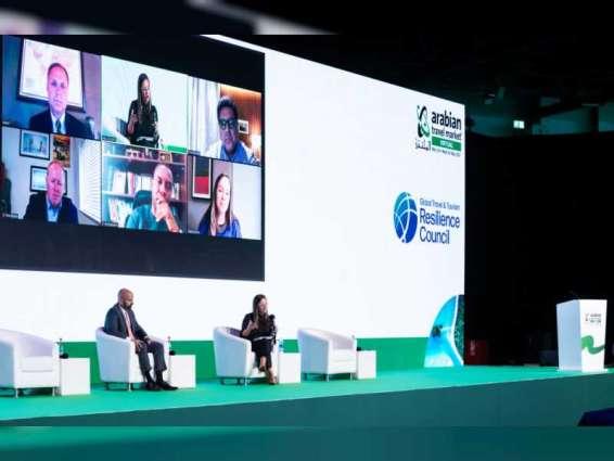 """جلسات سوق السفر العربي تناقش دور """"القطاعين"""" والحلول التقنية لإنعاش السياحة"""