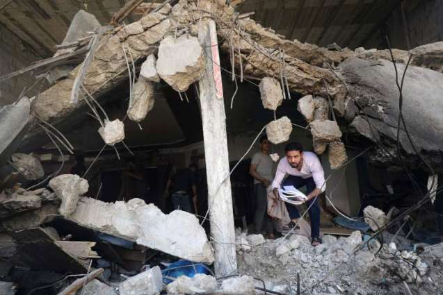 US Once Again Blocks UNSC Statement on Israel-Palestine Violence - Source