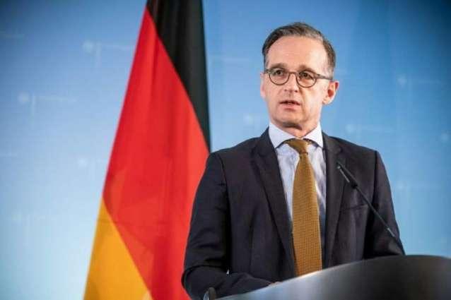 Russian-German Relations Hit 30-Year Low - Maas