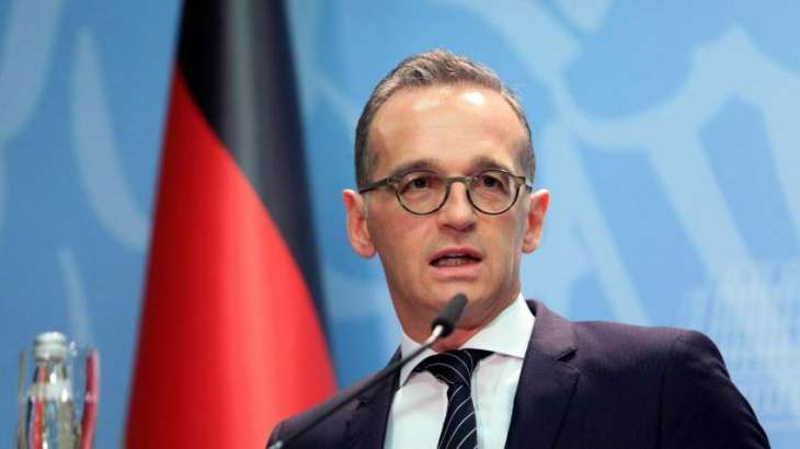 Germany in Contact With Israel, Hamas on Cross-Border Violence - Maas
