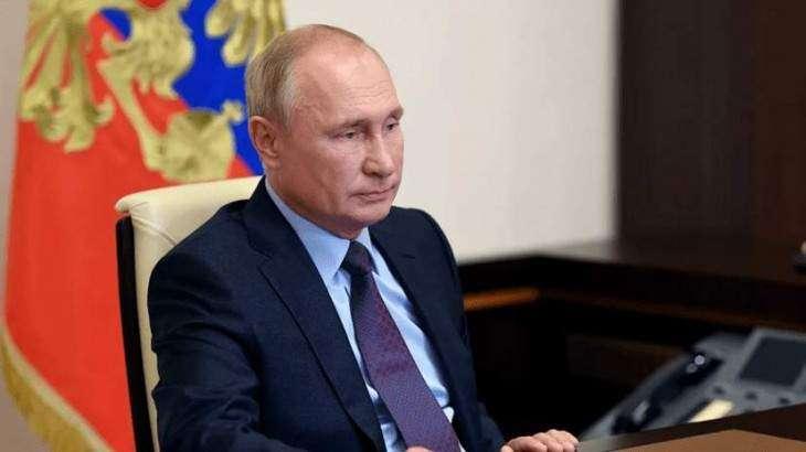Russian Ambassador Conveys Putin's Message of Support for Lebanon - Lebanese Presidency