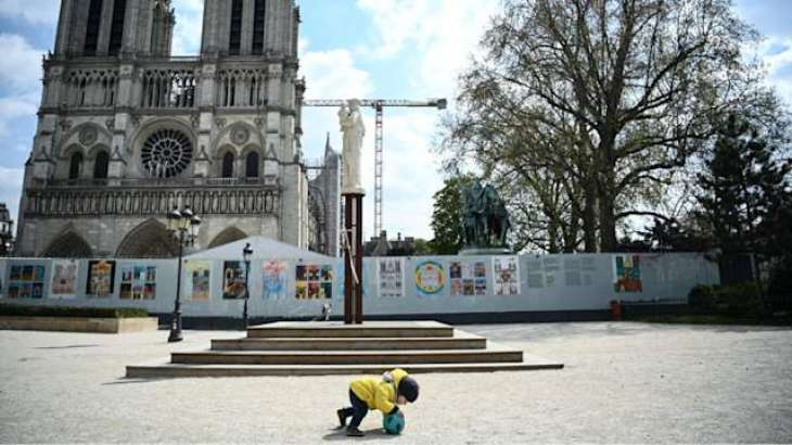 Square Outside Paris' Notre-Dame Closed Over High Lead Levels - Reports