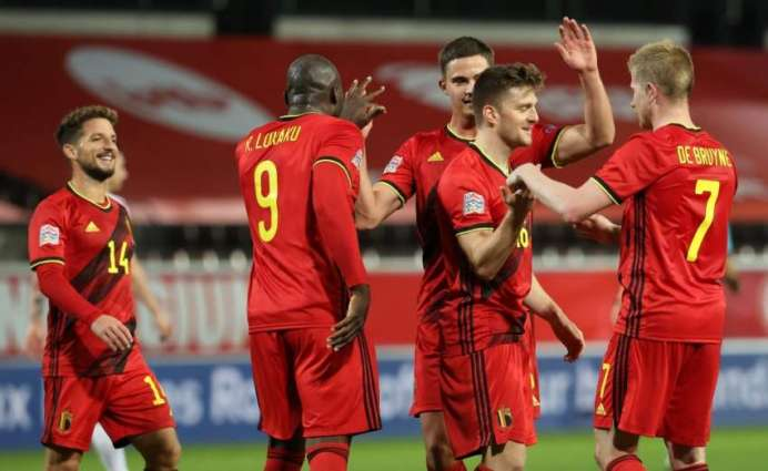 Belgium to Vaccinate National Football Team Ahead of European Championship