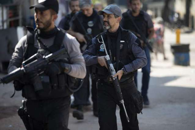 Rights Watchdog Urges Brazil to Probe Deadly Police Raid in Poor Rio Area