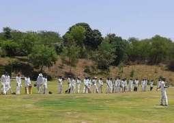 U-19 cricket trials are underway