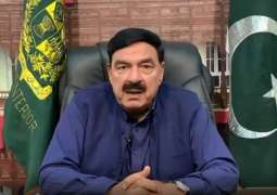 Sheikh Rasheed paying two-day official visit to Waziristan from today