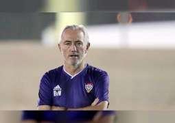 Van Marwijk urges UAE to push on in Asian Qualifiers