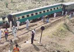 Ghotki train crash: Death toll surges to 62 as authorities restore the track