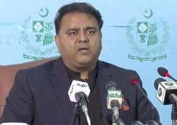 Opposition narrative on inflation, collapse of economy stands buried, says Fawad Chaudhary