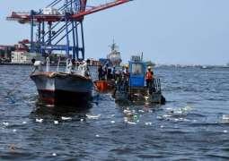 Pakistan Navy Observes World Ocean Day