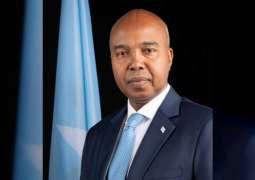 Somali FM hails Emirati support in humanitarian and development fields
