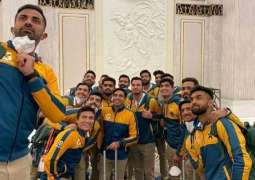Centrally contracted cricketers could not use social media during series