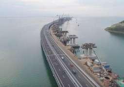 Pandemic Freezes Russia-North Korea Road Bridge Project - Official