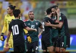 منتخبنا لكرة القدم يفوز على أندونيسيا بخماسية نظيفة في التصفيات الآسيوية